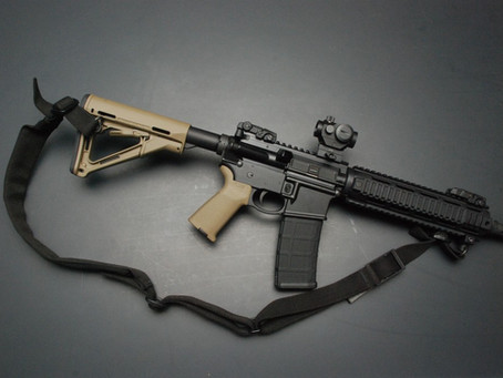 AES M4A1