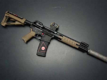 AES Billet M4A1