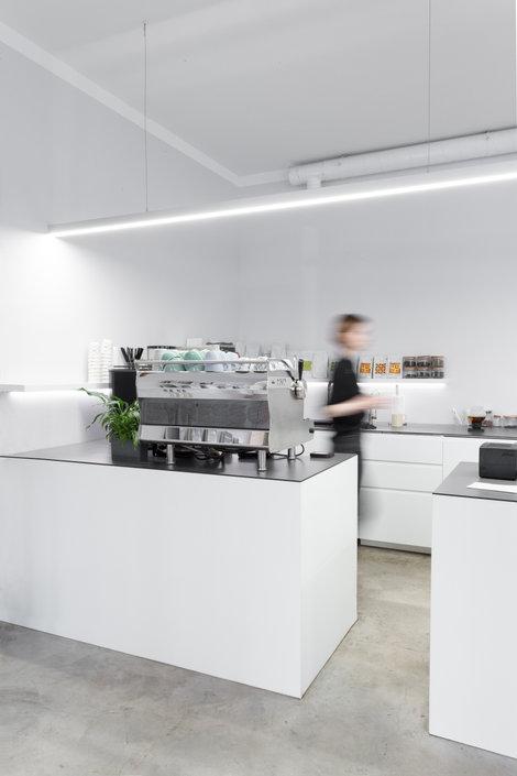 voskhod coffeeshop. 2019. St. Petersburg