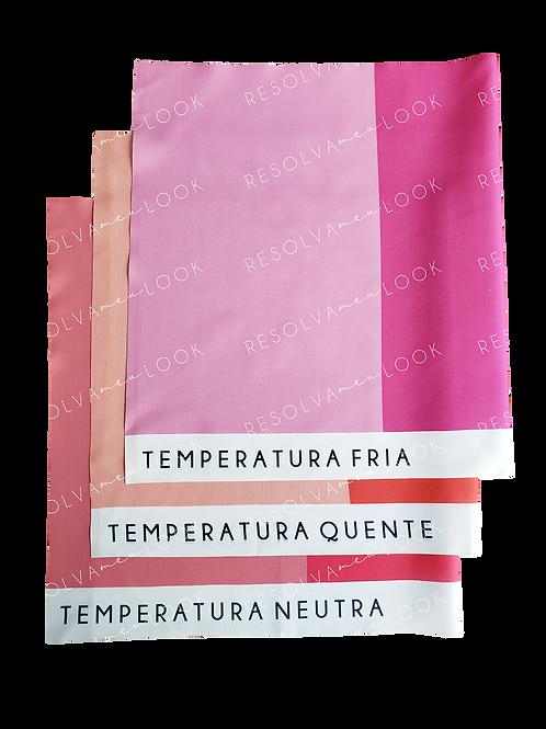Kit - Tecidos de Temperatura