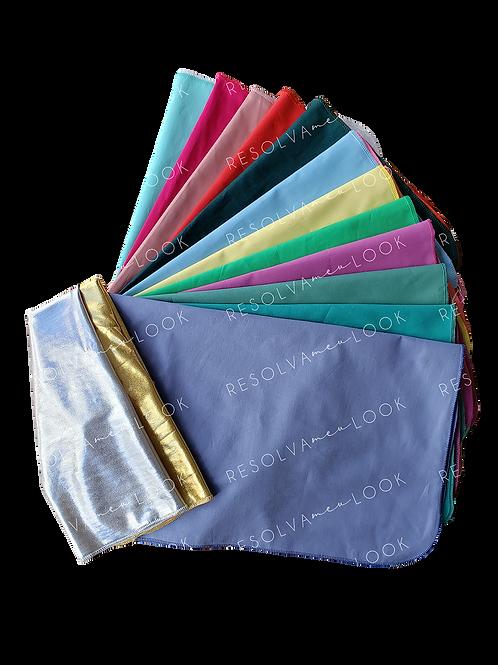 Kit - Tecidos Lisos