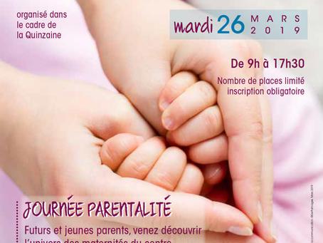 Massages poétiques parents-enfants dans le cadre de la quinzaine de la parentalité
