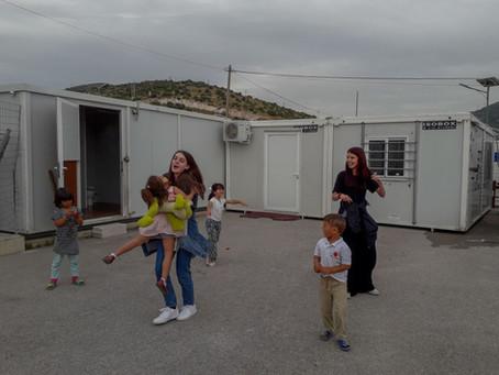 Δομή Προσφύγων Σκαραμαγκά