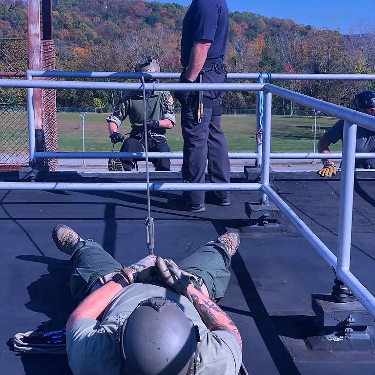 TRAC Tactical Rope Access Course