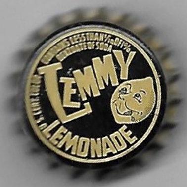 LEMMY LEMONADE PIN