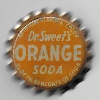 DR. SWEET'S ORANGE SODA 2
