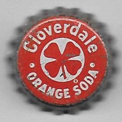 CLOVERDALE ORANGE SODA