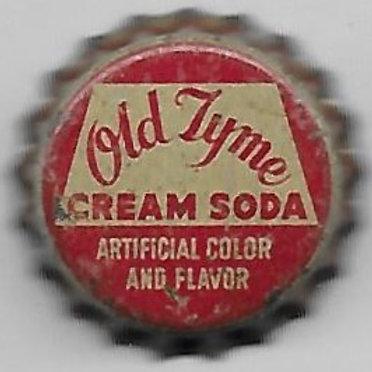 OLD TYME CREAM SODA
