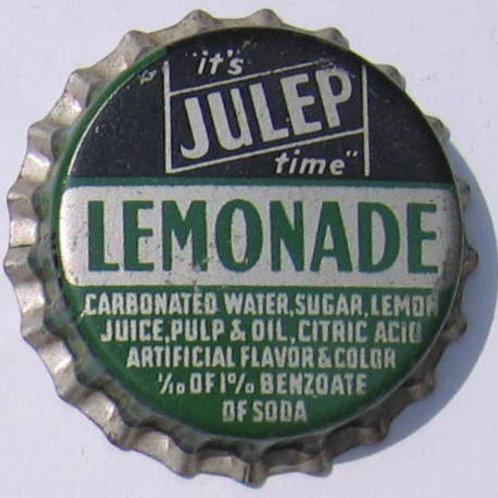 JULEP LEMONADE