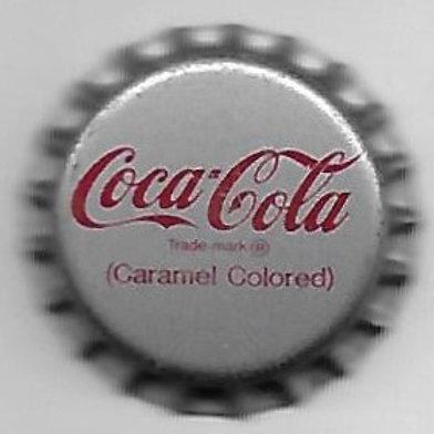 COCA-COLA (CARAMEL COLORED)