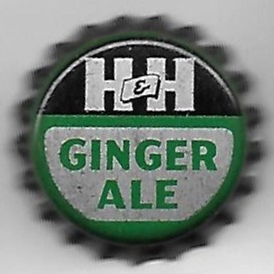 H&H GINGER ALE; H&H BOT'G. CO., APPALACHIA, VA