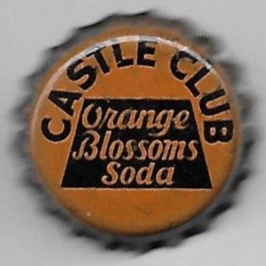 CASTLE CLUB ORANGE BLOSSOMS SODA