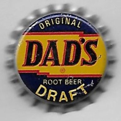 DAD'S ROOT BEER ORIGINAL DRAFT