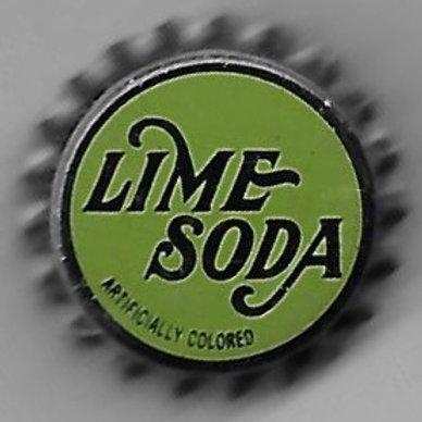 LIME SODA PIN