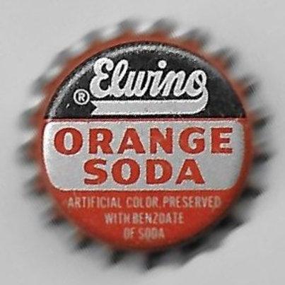 ELWINO ORANGE SODA