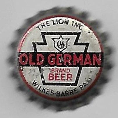 OLD GERMAN BEER