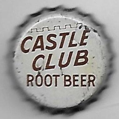 CASTLE CLUB ROOT BEER