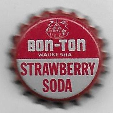BON-TON STRAWBERRY SODA