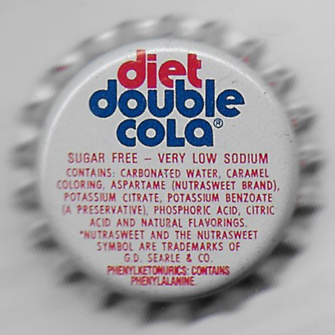 DOUBLE COLA, DIET