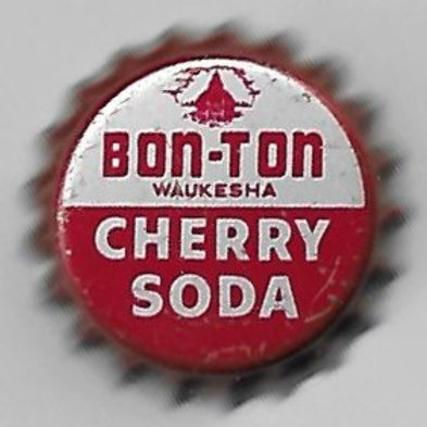 BON-TON CHERRY SODA