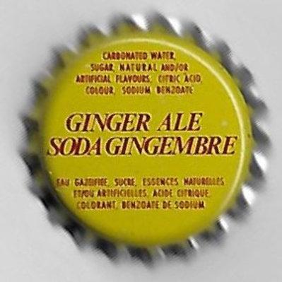 GINGER ALE; QUEBEC