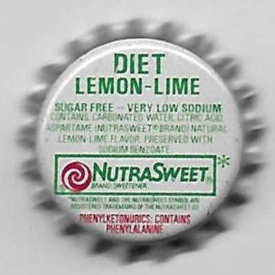 LEMON-LIME, DIET 3