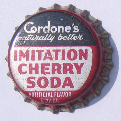 CORDONE'S IMITATION CHERRY