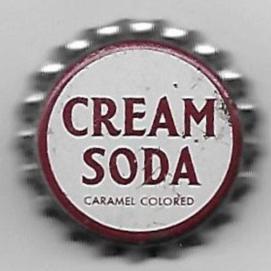 LIGHT ROCK SPRING WATER CO. CREAM SODA DANBURY, CT