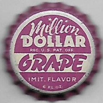 MILLION DOLLAR GRAPE