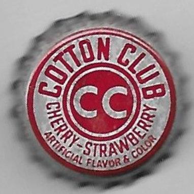 COTTON CLUB CHERRY STRAWBERRY CC