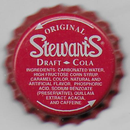 STEWART'S DRAFT COLA