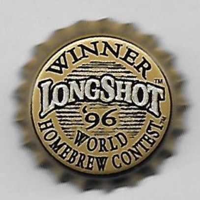 LONGSHOT '96 WORLD HOMEBREW CONTEST WINNER