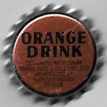 ORANGE DRINK 1