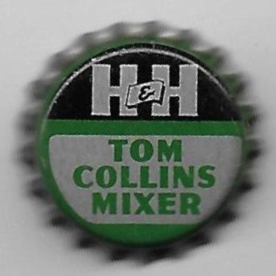 H & H TOM COLLINS MIXER; APPALACHIA, VA