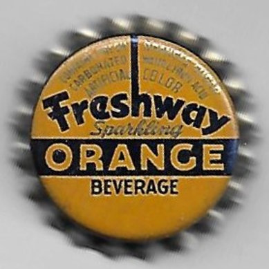 FRESHWAY ORANGE BEVERAGE