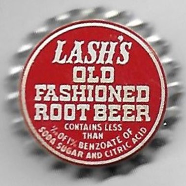 LASH'S OLD FASHIONED ROOT BEER