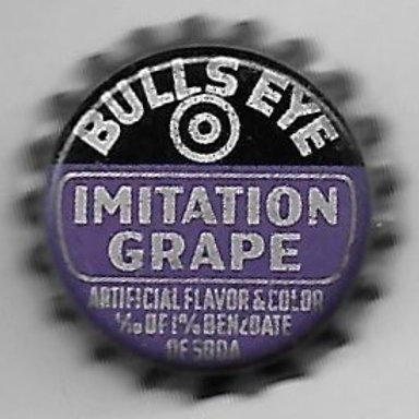 BULLS EYE IMITATION GRAPE