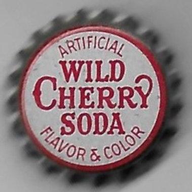 WILD CHERRY SODA PIN