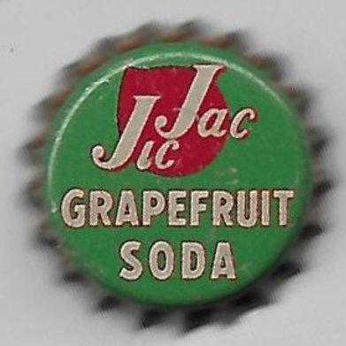 JIC JAC GRAPEFRUIT SODA