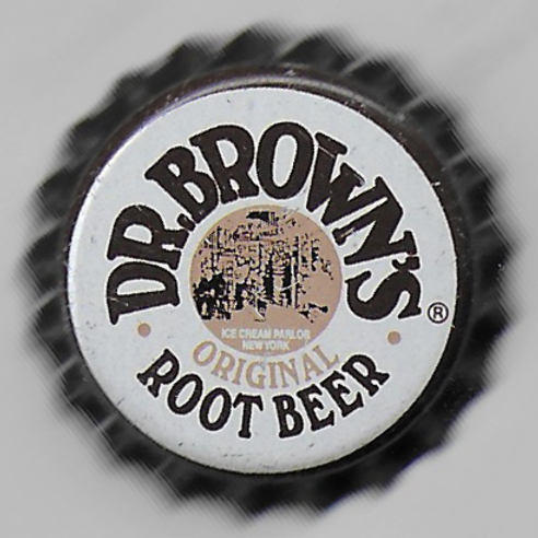 DR. BROWN'S ROOT BEER