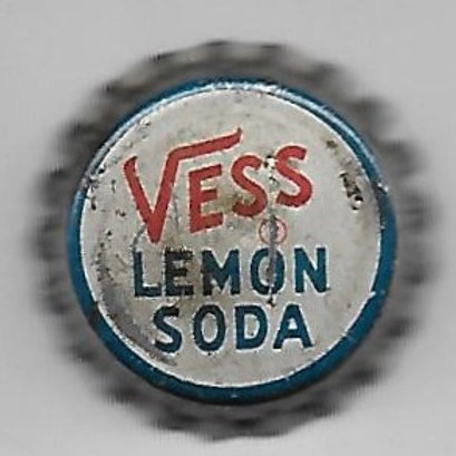 VESS LEMON SODA
