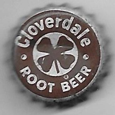 CLOVERDALE ROOT BEER