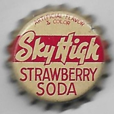 SKY HIGH STRAWBERRY SODA