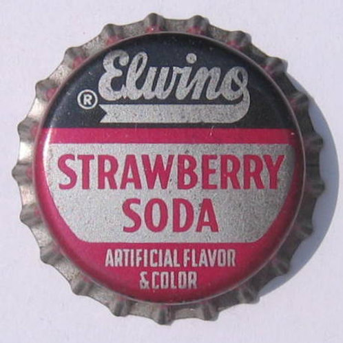 ELWINO STRAWBERRY SODA