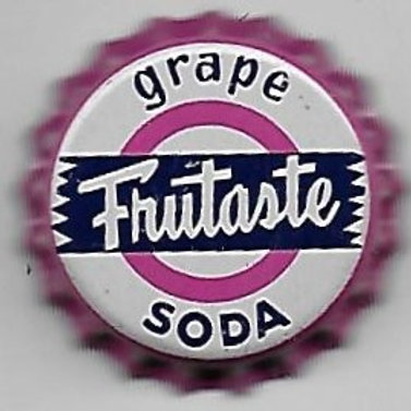 FRUTASTE GRAPE SODA