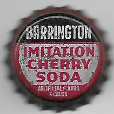 BARRINGTON IMITATION CHERRY SODA