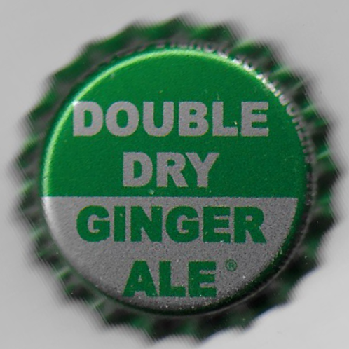 DOUBLE DRY GINGER ALE