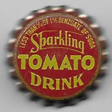 SPARKLING TOMATO DRINK