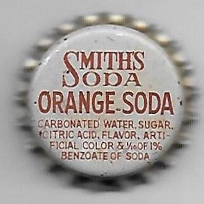 SMITH'S SODA ORANGE SODA