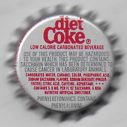 COKE, DIET